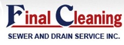 Logo, Final Cleaning Sewer & Drain Service, Inc, in Elmont, NY